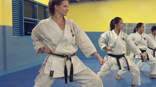 Women of Shotokan: Kellan Lyman