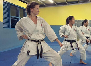 Women of Shotokan: Kellan Lyman