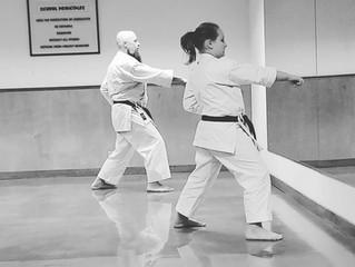 Karate: It's a Family Affair