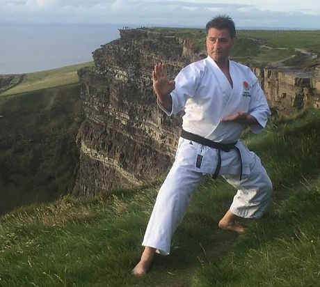 Jerry Kattawar Jr, Beginner & Intermediate Karate Instructor