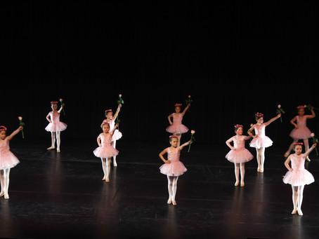 Start Balletjaar 2017-2018