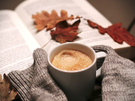 Cosy autumn reads! Books we recommend this month.