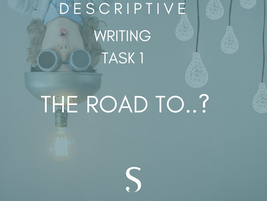 Descriptive writing: The road to…?