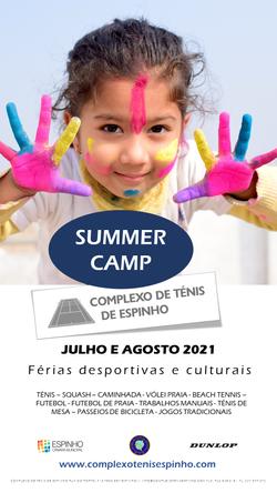 SUMMER CAMP COMPLEXO TÉNIS ESPINHO2