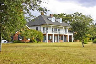 Allain Residence l Paul J. Allain Architect APAC l New Iberia Louisiana