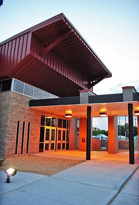 IPSB Special Education Department l Paul J. Allain Architect APAC l New Iberia Louisiana