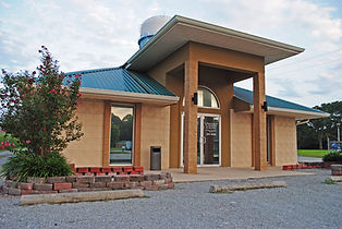 All Creatures Veterinary Hospital l Paul J. Allain Architect APAC l New Iberia Louisiana