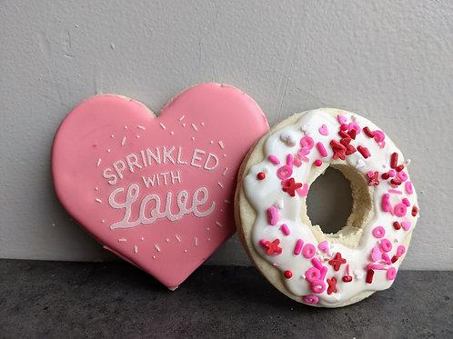 Pre-Order Sprinkled with Love Cookie Set