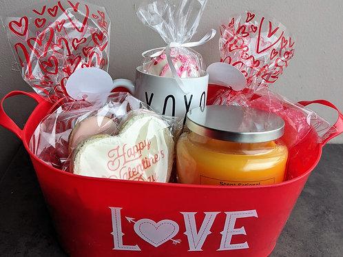 Pre-Order Valentine Gift Basket