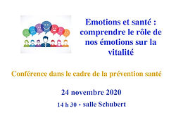 24 novembre 2020 comprendre Emotions Mal