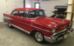 Car, Dodge, Vehicle, Red, Red Car, Upholster, Automotive Upholstery