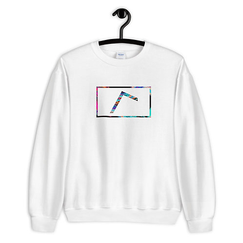 Colorful Logo Sweater