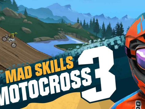 Review: Mad Skills Motocross 3