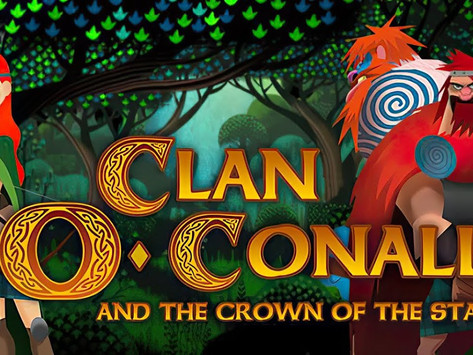 Review: Clan O'Conall and the Crown of the Stag