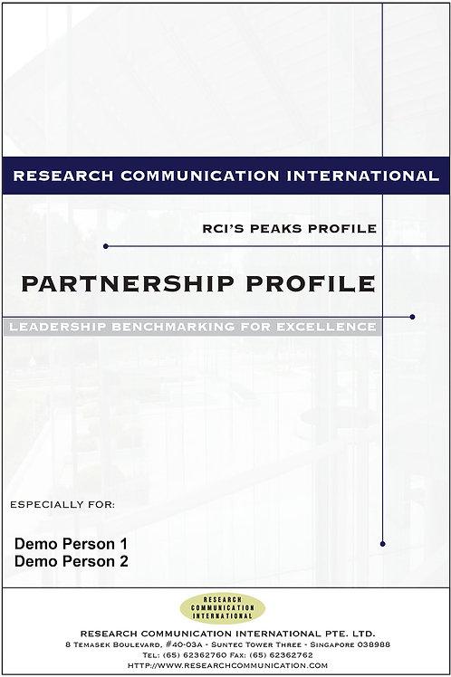 PEAKS™ Partnership