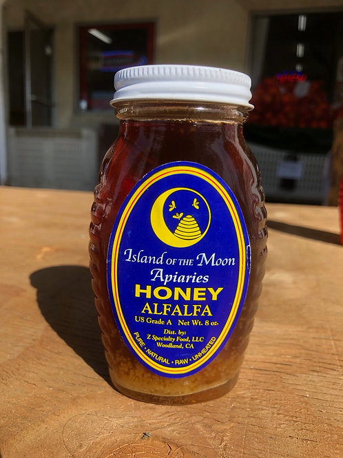 5 Honey Alfalfa 8 OZ