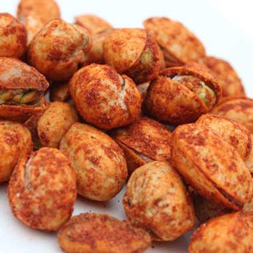 BBQ pistachios