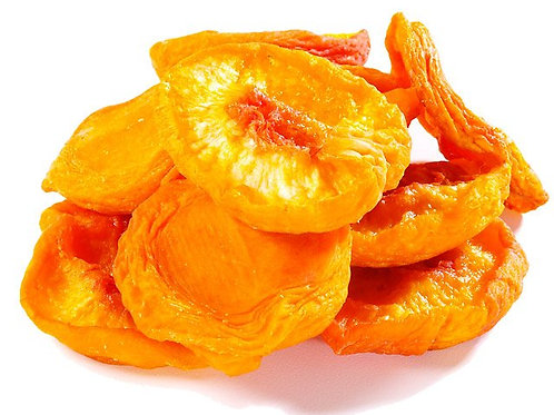 Sun-dried peaches