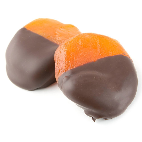 Chocolate Covered Dried Apricots