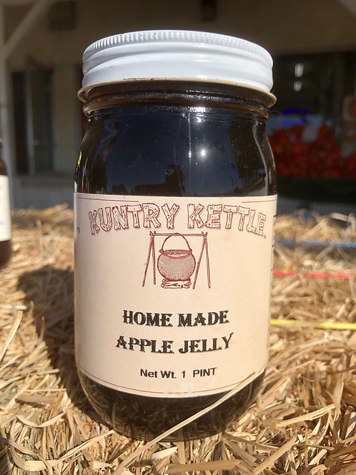Home Made Apple Jelly