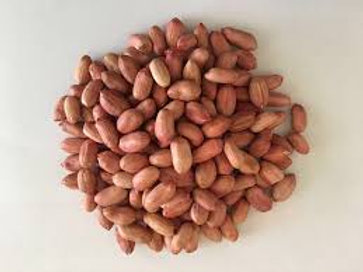 Roasted salt free peanuts