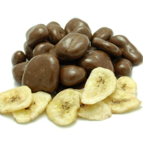 Chocolate Covered Banana Chips
