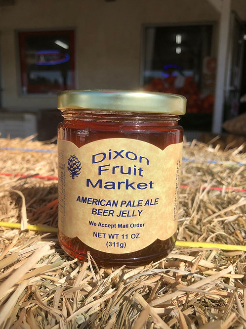 American Pale Ale Beer Jelly