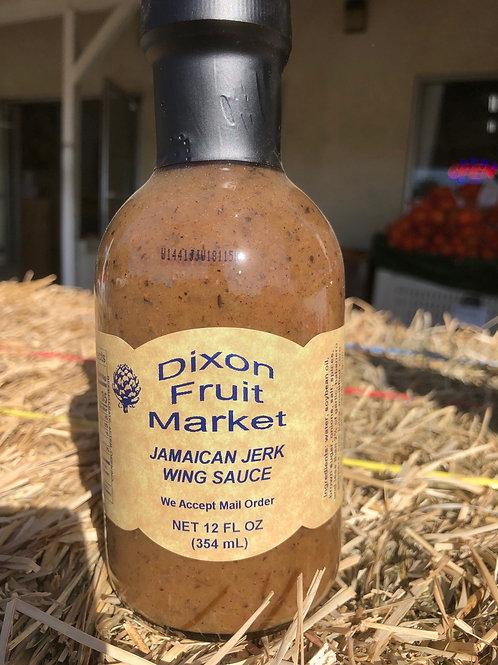 Jamaican Jerk Wing Sauce