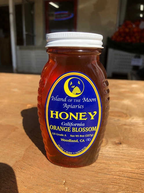 Honey Orange Blossom 8 OZ