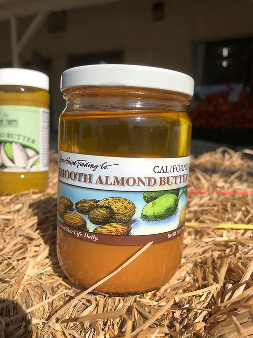 Smooth Almond Butter