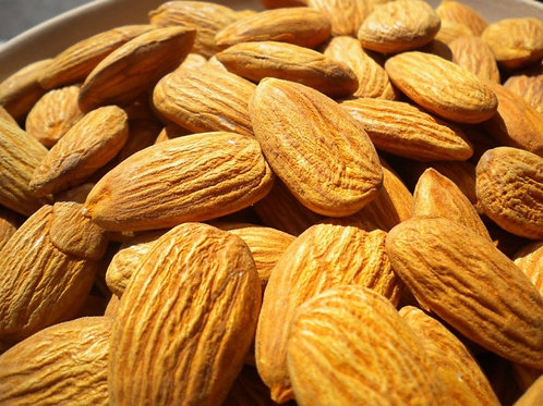 Almonds (unpasturised)