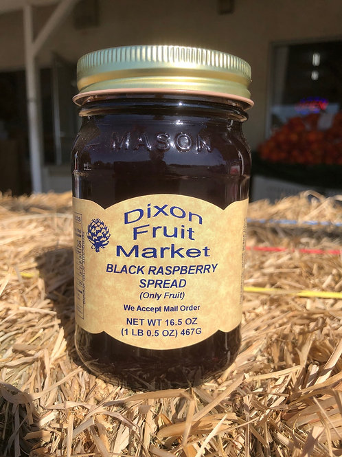 Black Raspberry Spread