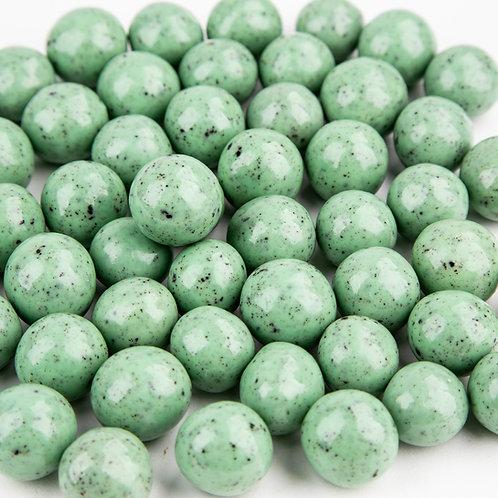 Mint Chocolate Malt Balls