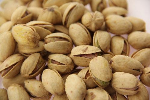 Garlic pistachios