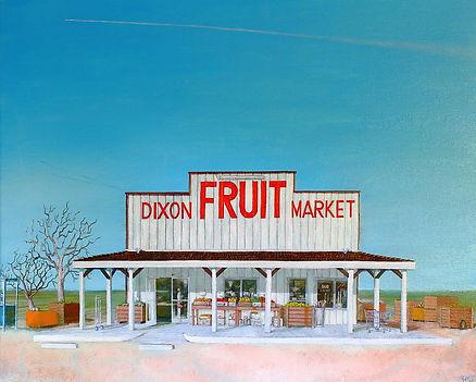 Dixon Fruit Market 1975
