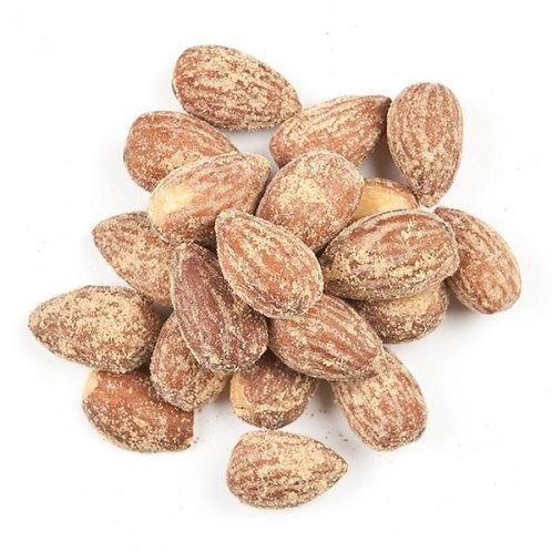 Jalapeño cheddar almonds