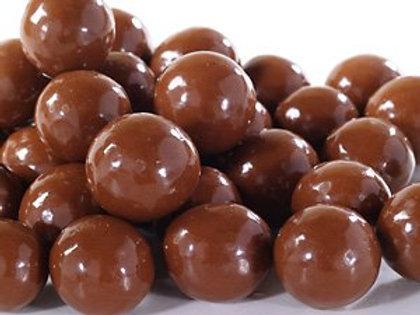 Chocolate macademia clusters