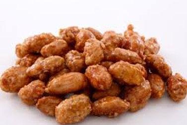 Butter Taffy Almonds