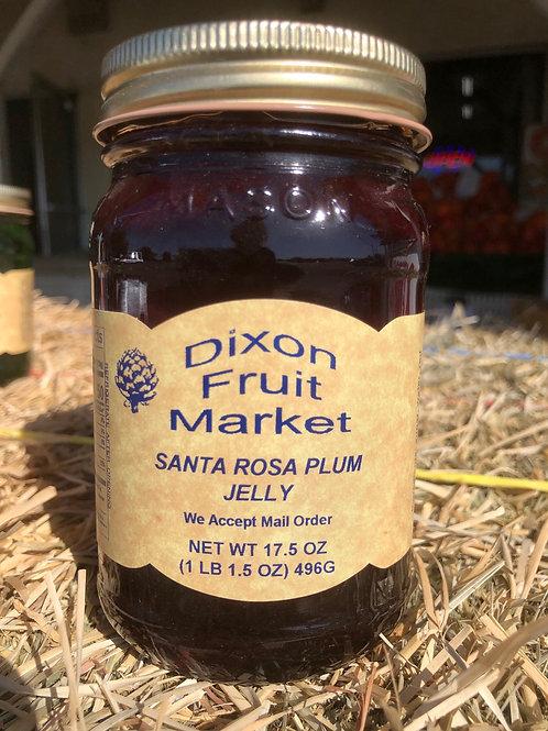 Santa Rosa Plum Jelly