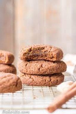 Ginger cookie bites