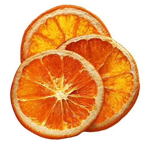 Sun dried oranges