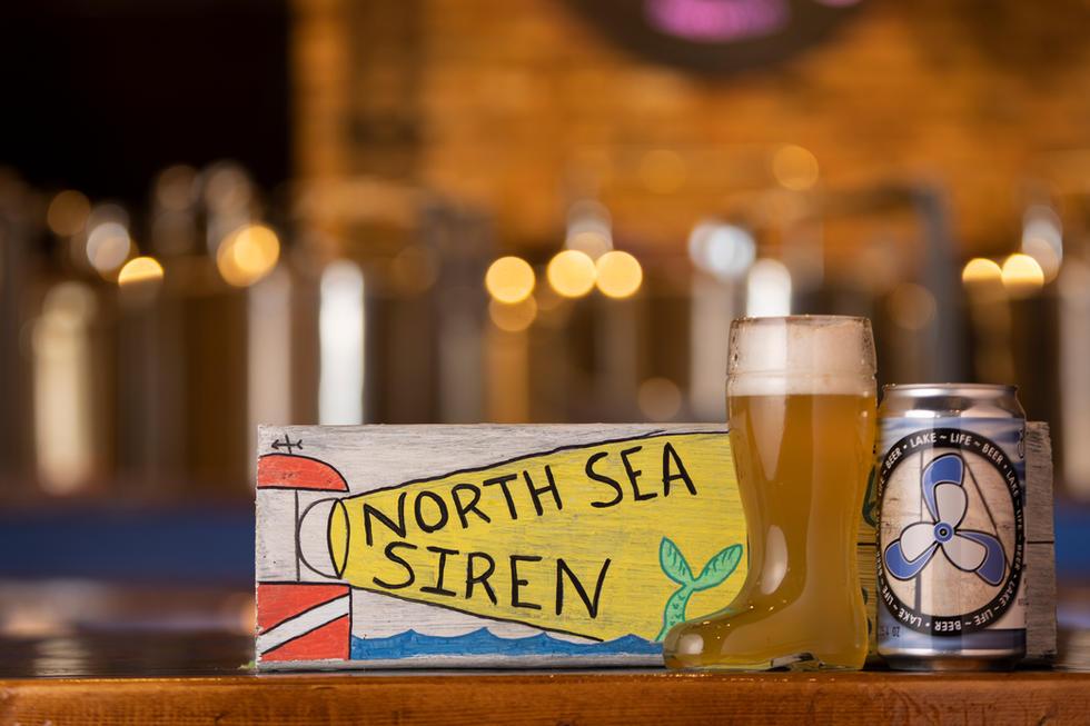North Sea Siren