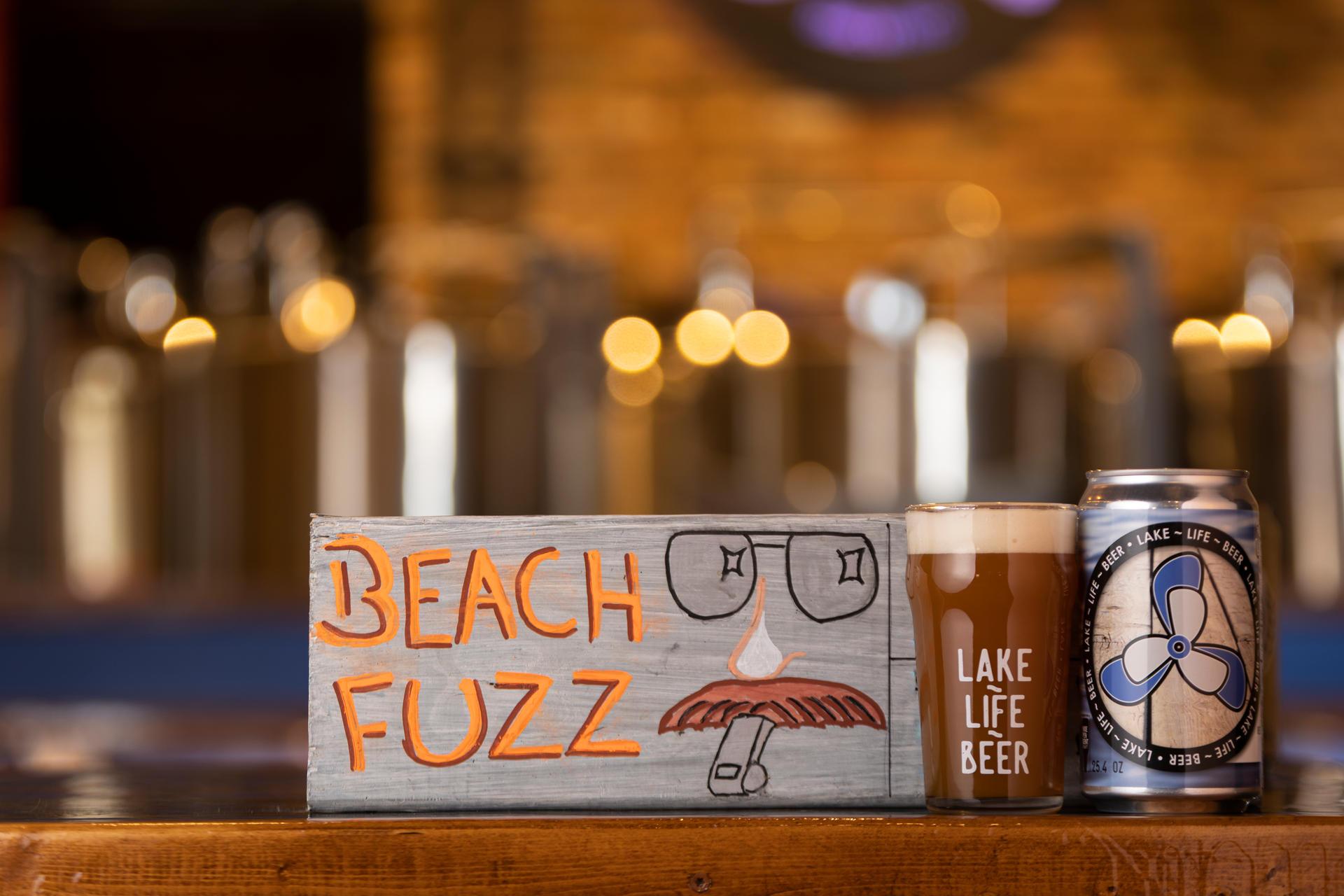 Beach Fuzz - IPA