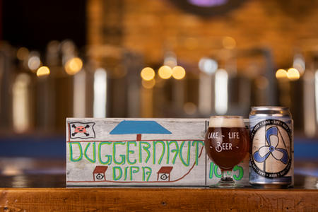Duggernaut - Double IPA