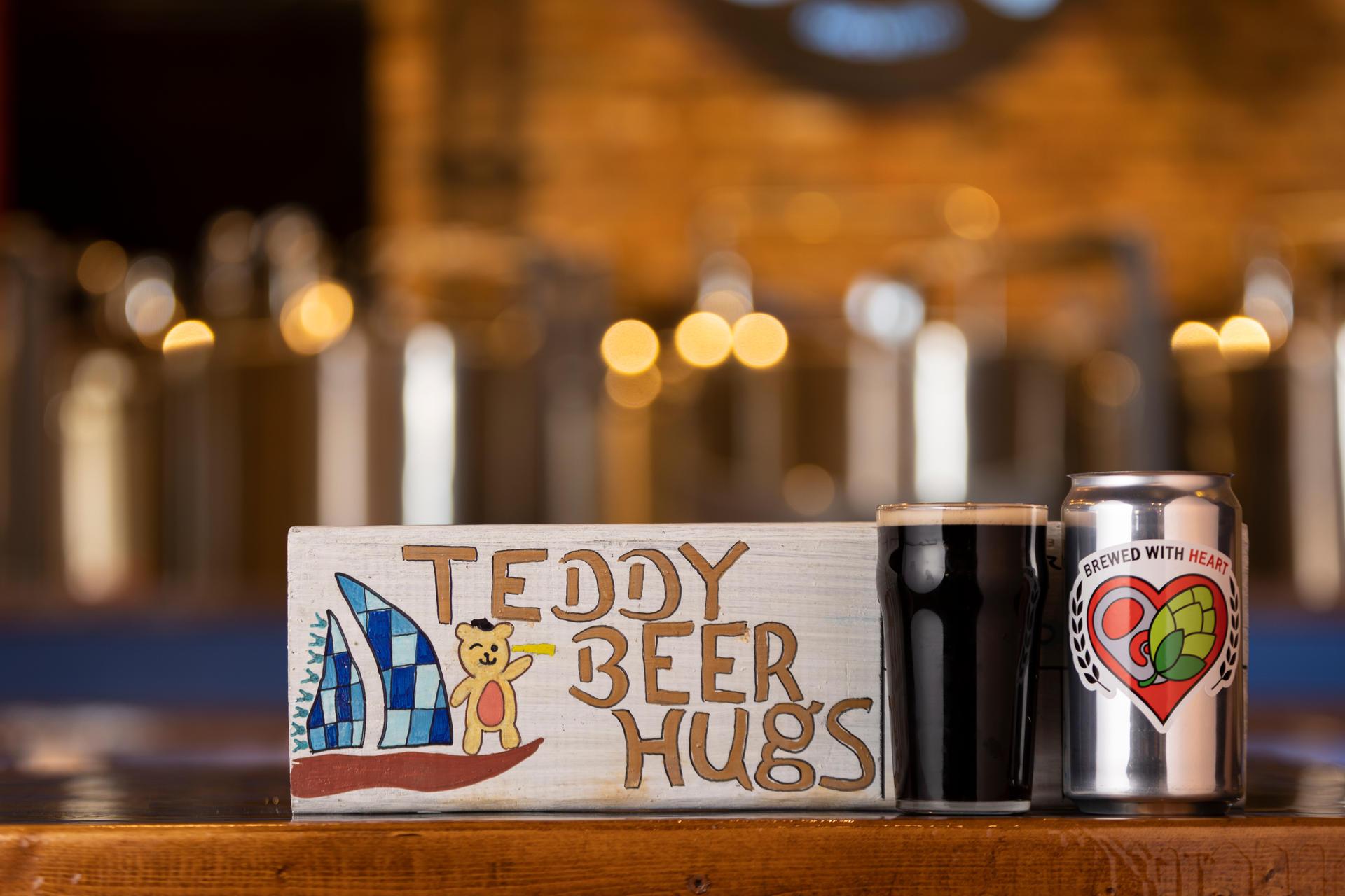 Teddy Beer Hugs