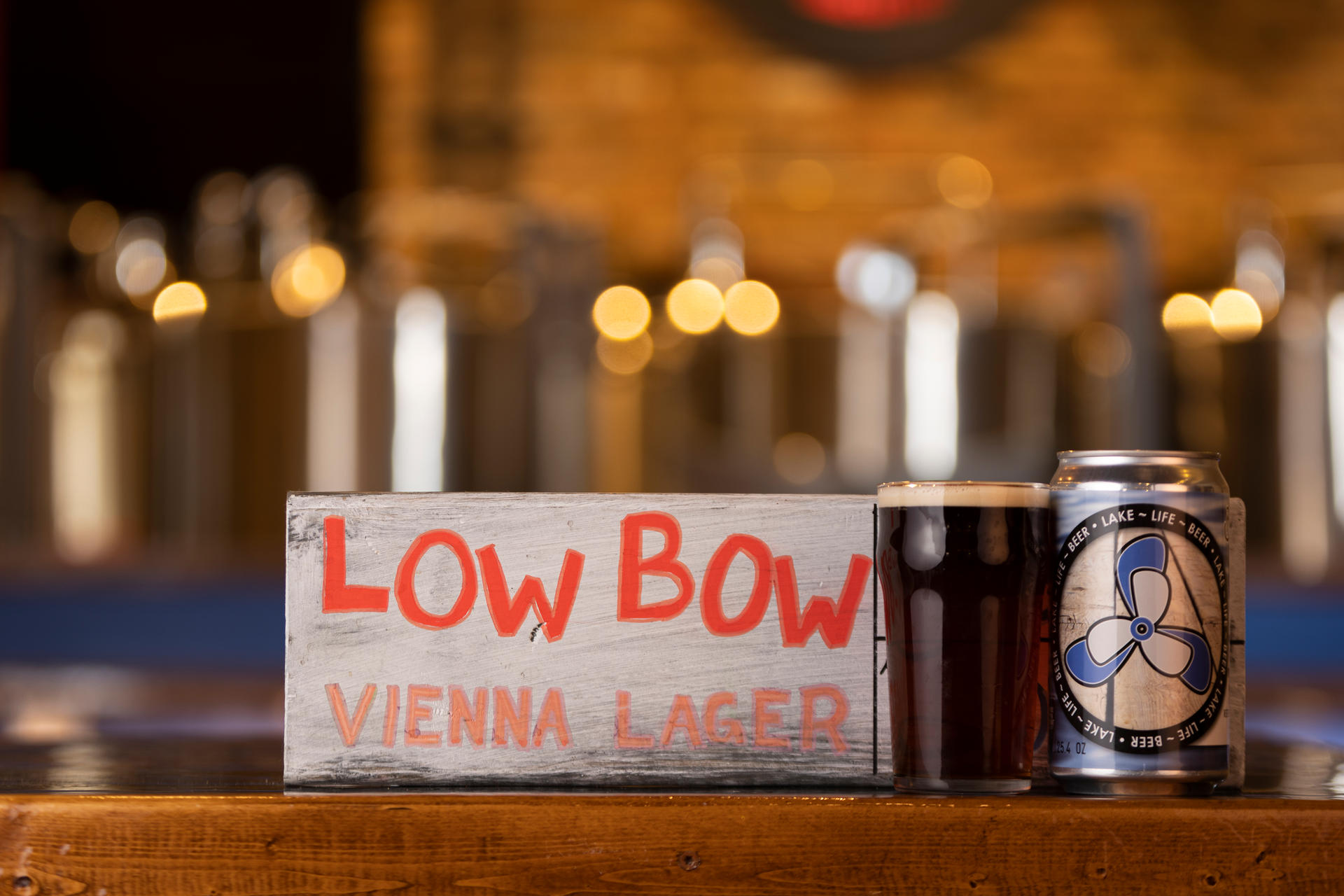 Low Bow - Vienna Lager