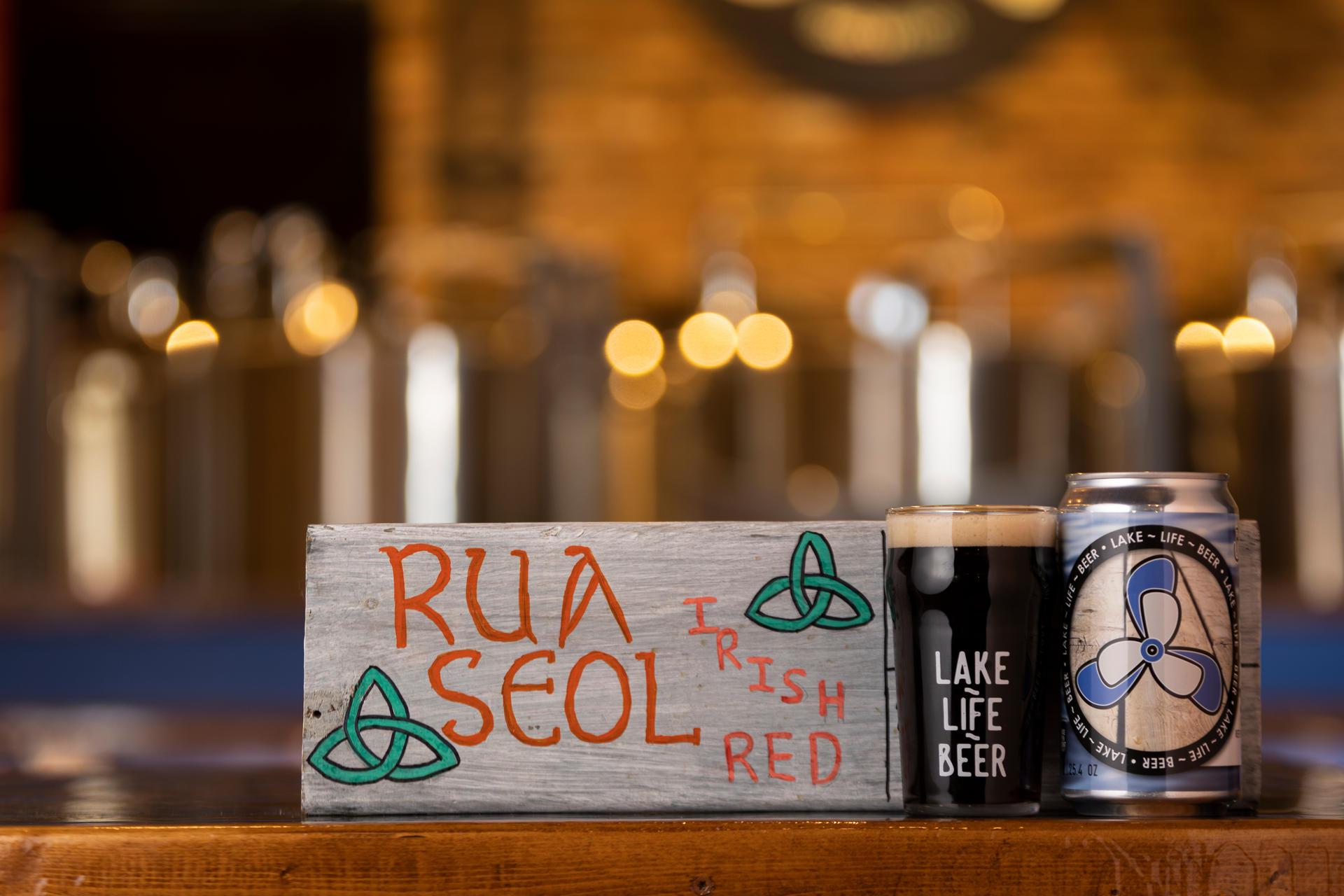 Rua Seol - Irish Red Ale