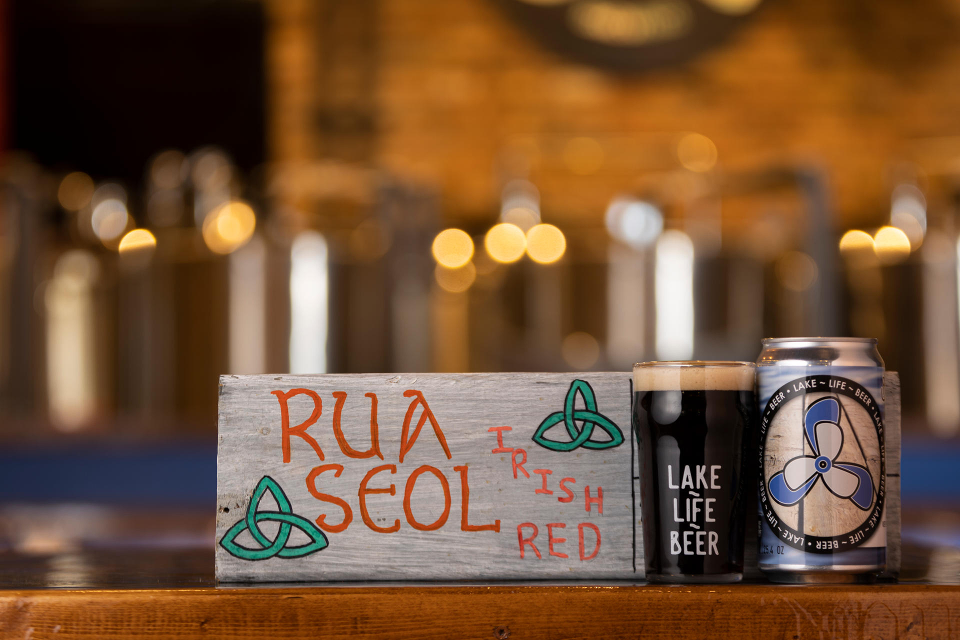 Rua Seol - Irish Red Ale