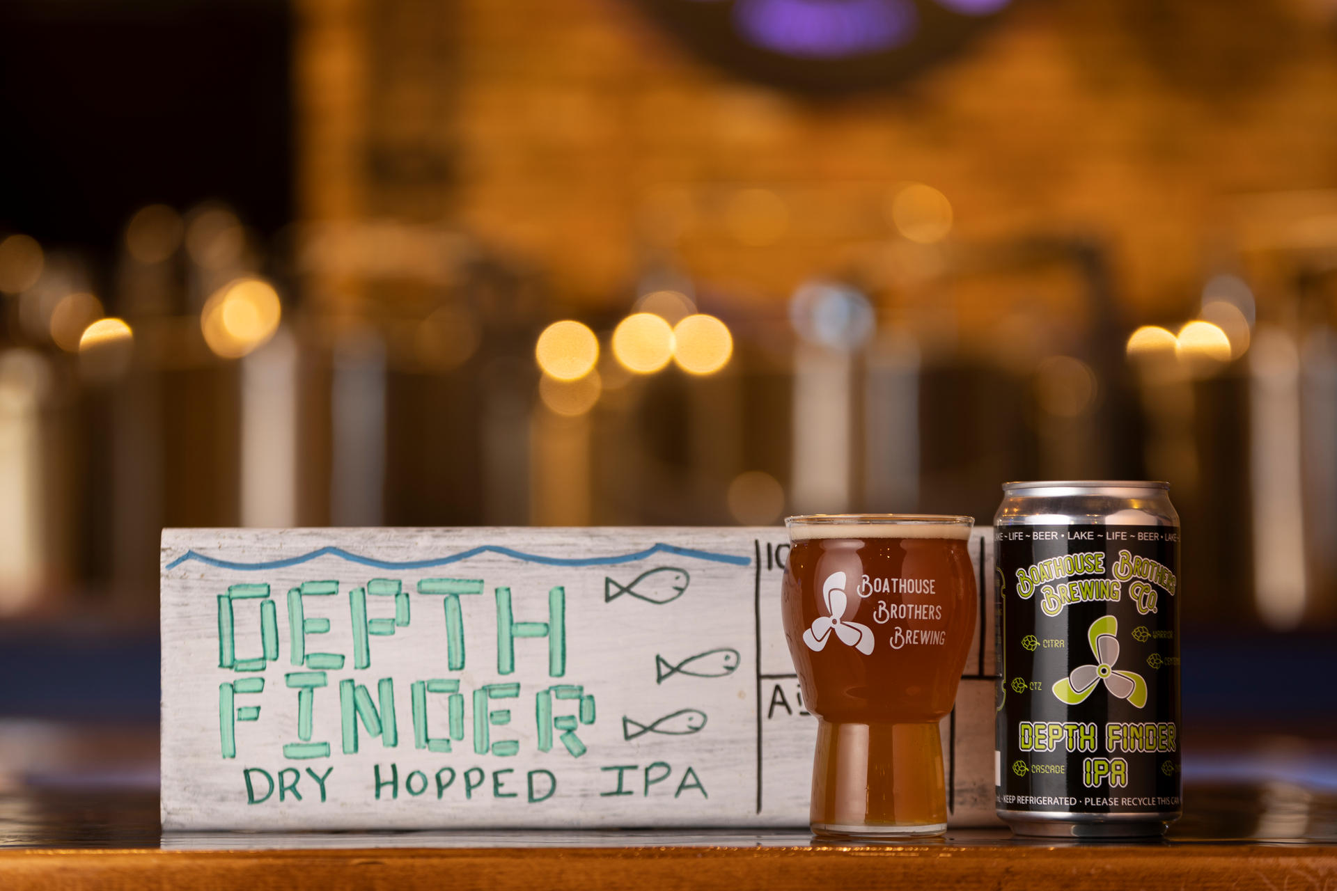 Depth Finder - Dry Hopped IPA