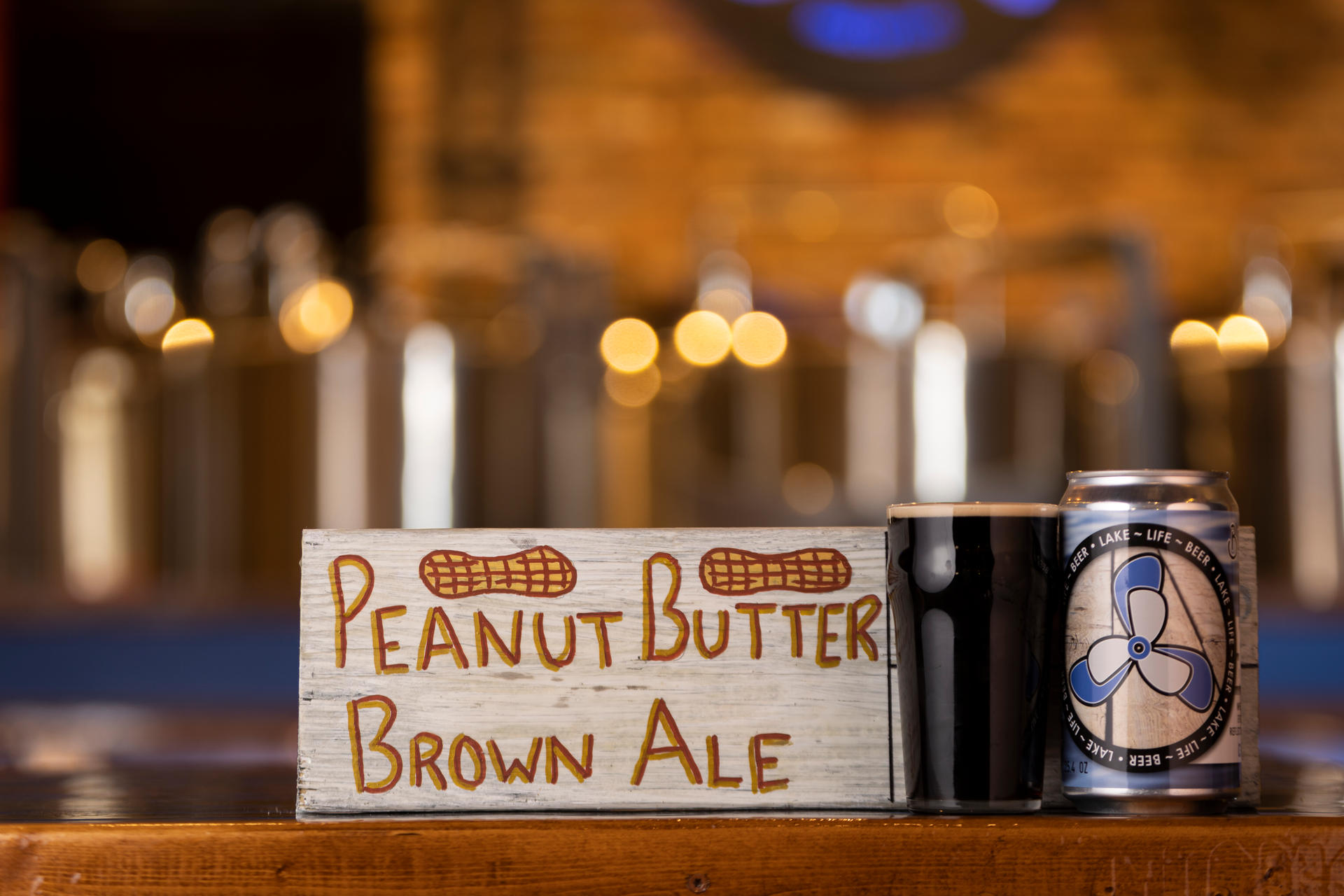 Peanut Butter - Brown Ale